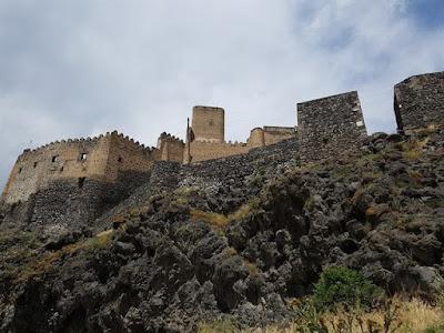 Fortaleza de Khertvisi, en Georgia