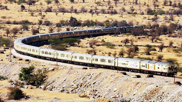 Rajastahn Tourism, national train