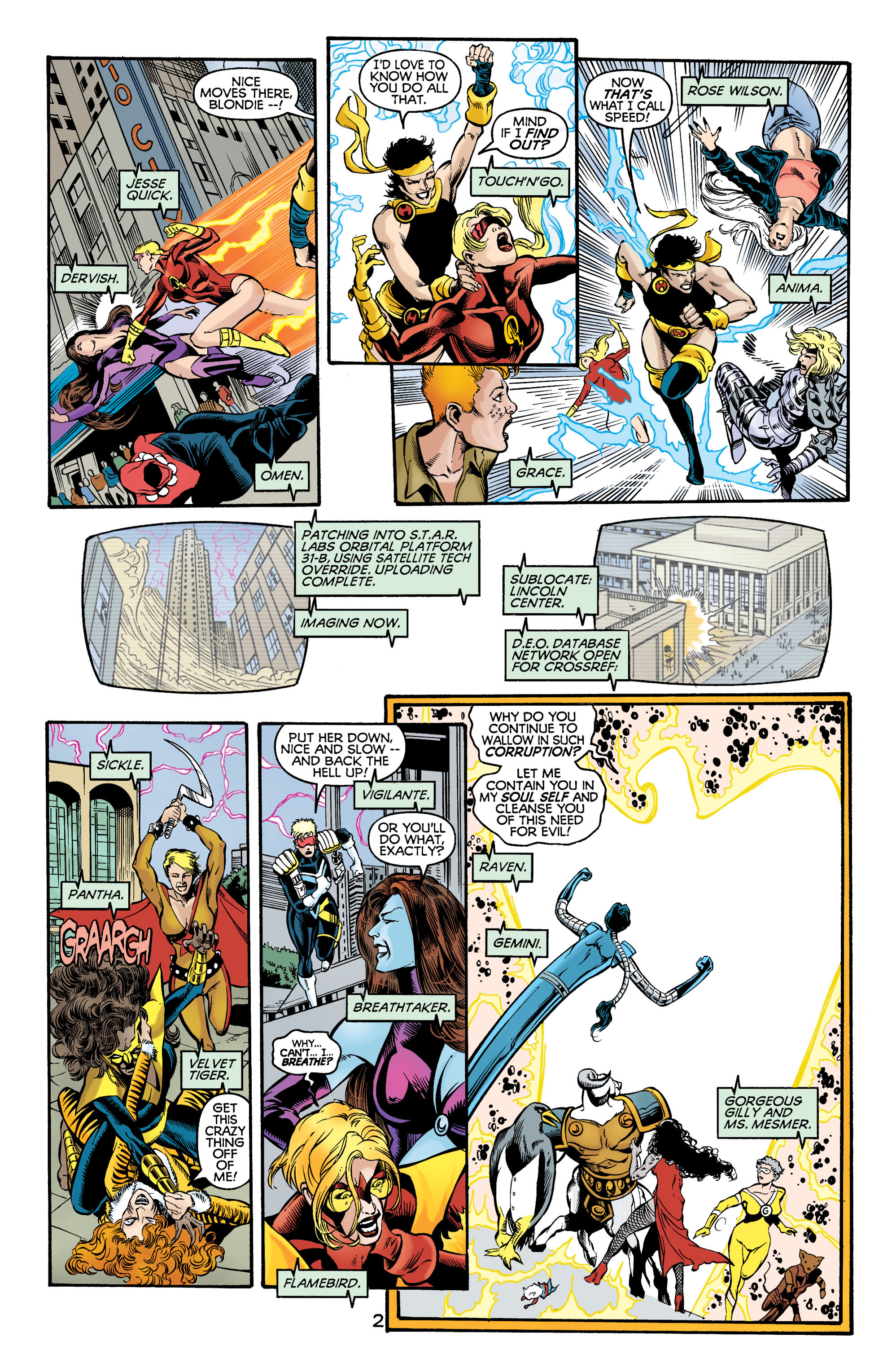 Read online Wonder Woman (1987) comic -  Issue #175 - 3