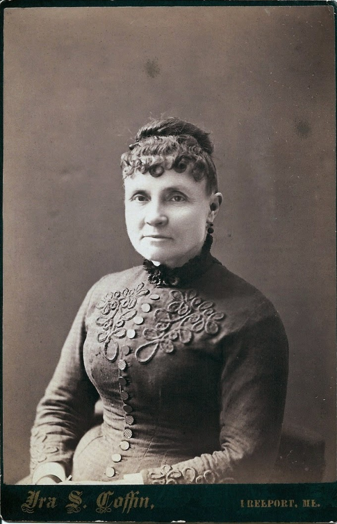 Mary Jane (Ogden) Merritt True