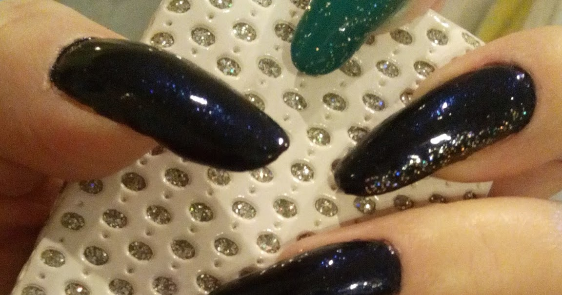 Pin by Aneta on Nails | Manicure, Cieliste paznokcie