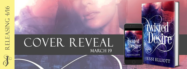 Cover Reveal Twisted Desire by Jessi Elliott