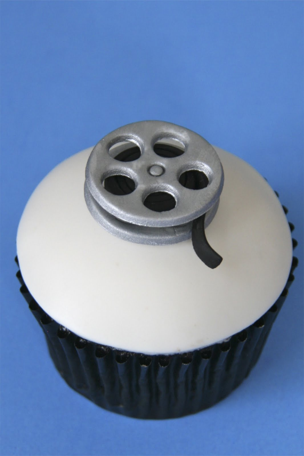 Sweet Cake Design Movie Theatre Cupcakes