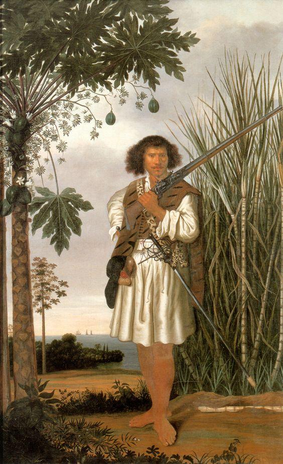 Albert Eckhout | Pinturas do Brasil holandês