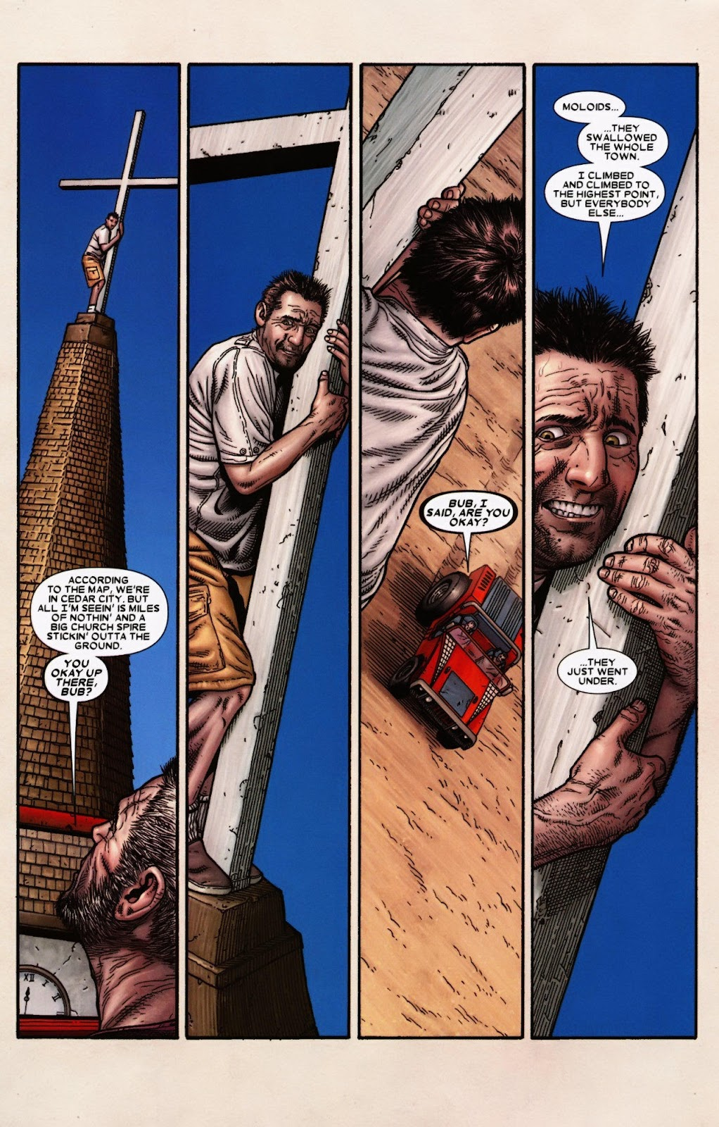 Read online Wolverine (2003) comic -  Issue #68 - 8