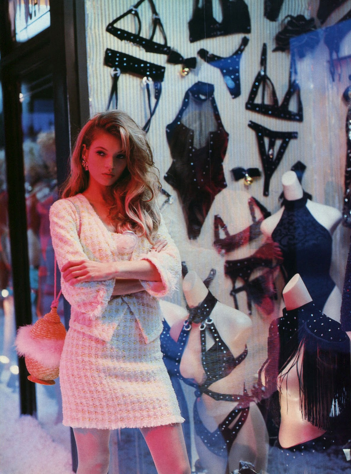 Glamour France April 1992