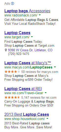 Adword ads