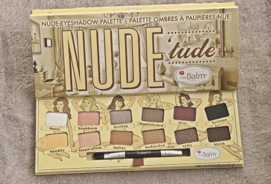 PASSATEMPO | THE BALM NUDE 'tude  - Loveliness by Sarah