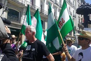 Sindicalistas de todo el Estado apoyarán a Bódalo en Madrid