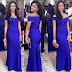 Nigerian Women Showing off Nigerian Female Fashion Styles
