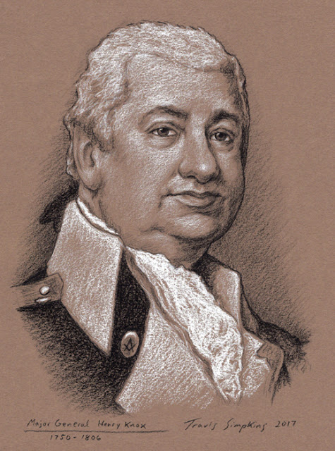 henry knox major general and first Henry knox was born in boston to william knox and mary campbell knox in 1750 his parents were pioneers from north ireland henry was the seventh of ten children.