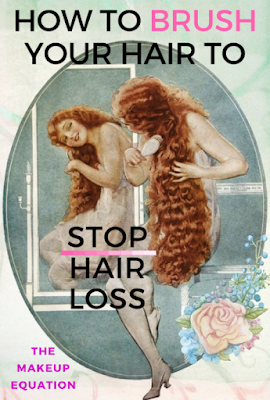 How To Brush Your Hair To Stop Hair Loss poster