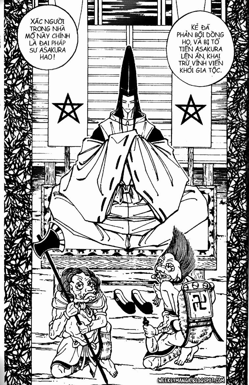 Shaman King [Vua pháp thuật] chap 89 trang 20