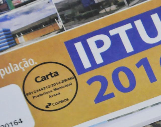 Prazo para desconto com 10% no IPTU termina no dia 15 de abril em Rolim
