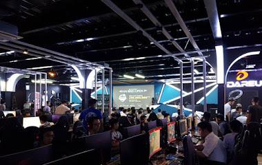 [AoE] Tham quan địa điểm thi đấu của giải đấu AoE Thái Bình Open 7