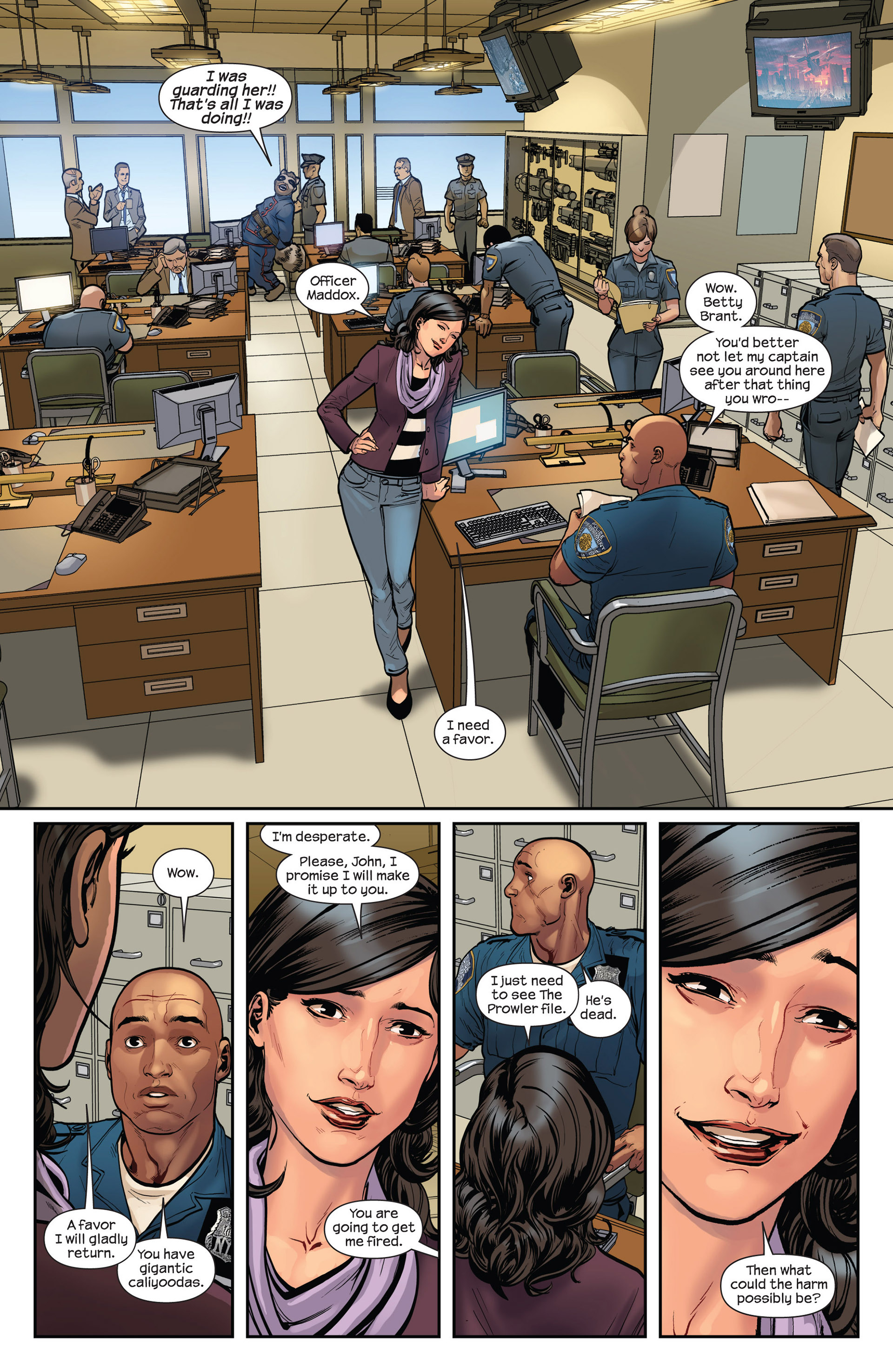 Read online Ultimate Comics Spider-Man (2011) comic -  Issue #16.1 - 7