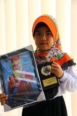 Anugerah Cemerlang Rangkaian Tadika Amal 2013