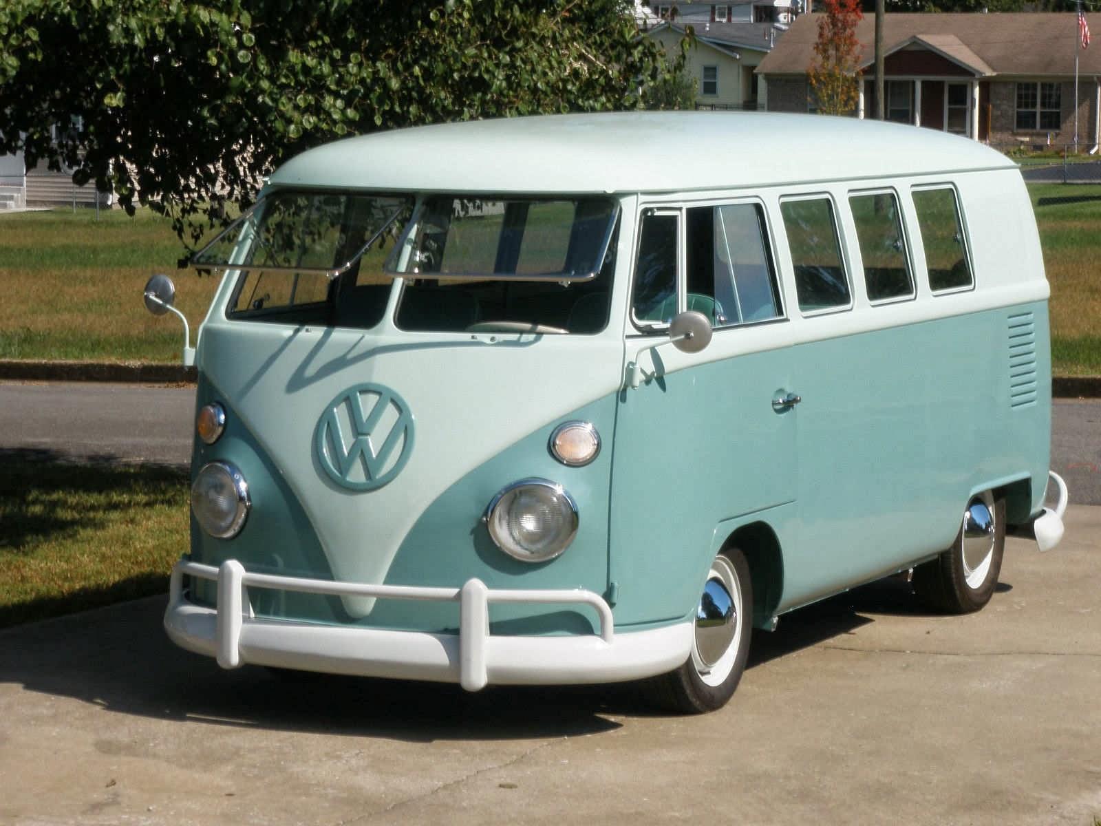 1964 Volkswagen Standard Bus | VW Bus