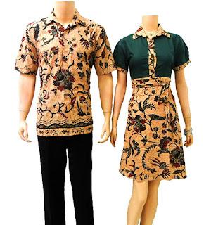 Model Baju Kemeja Batik Couple Terbaru Model Baju Kemeja Batik