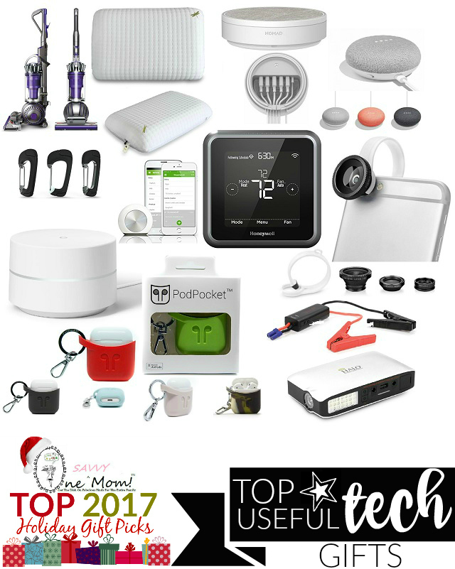 One Savvy Mom Top 2017 Holiday Gift Picks The Best Useful Tech Gifts To Add Your List This Year A Giveaway