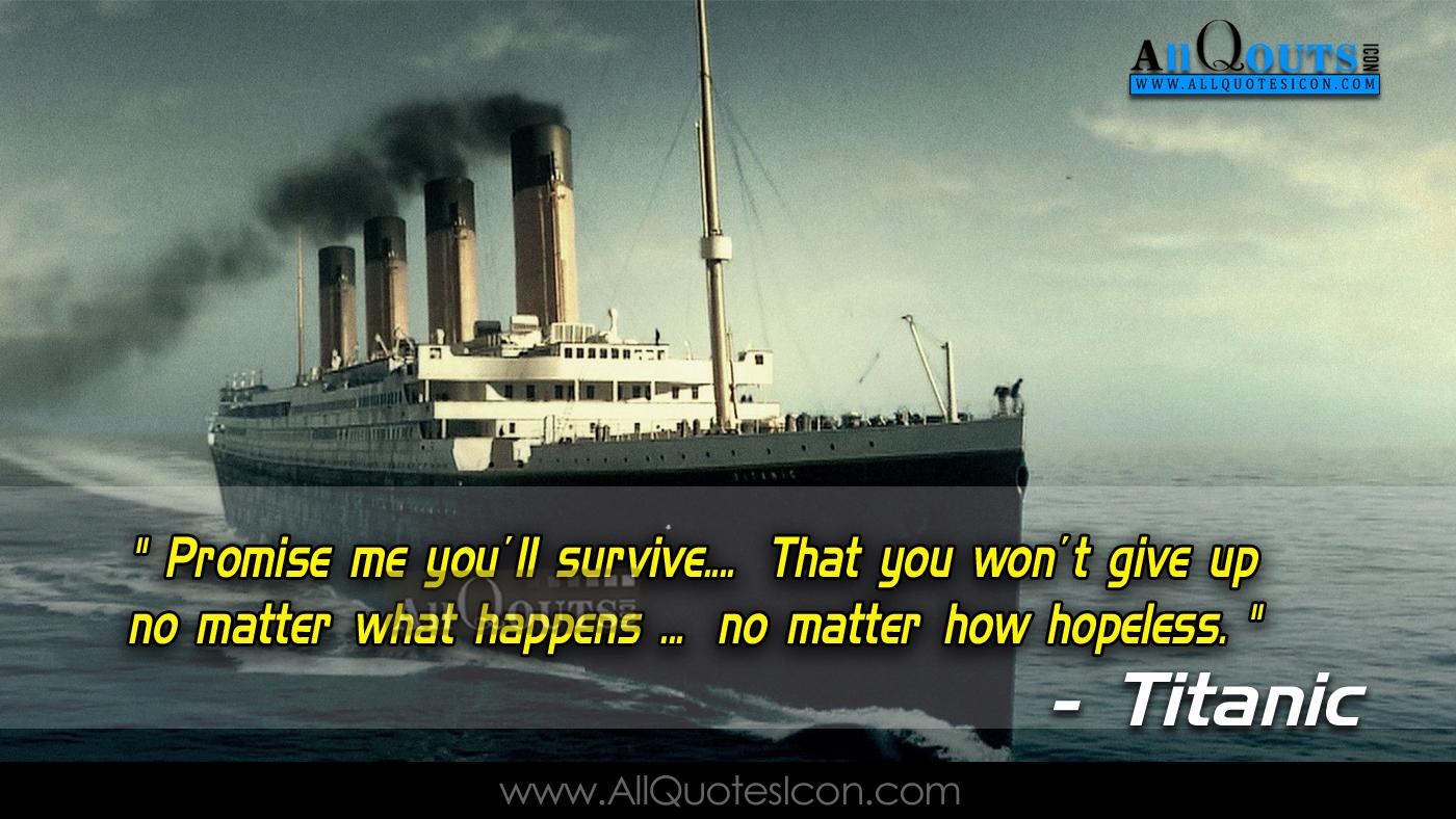Titanic english movie online