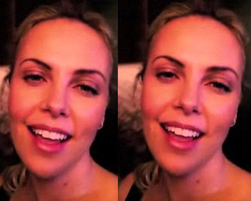 Video Seks Charlize Theron