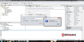komponen pilihan, combobox, radiobutton, checkbox, java swing, netbeans