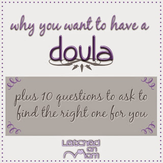 Doula for Labor
