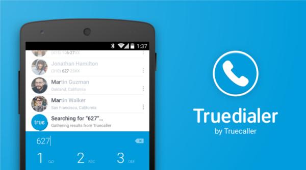 true caller id