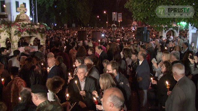 Ιωάννινα:Στην κεντρική πλατεία και φέτος η συνάντηση των  Επιταφίων