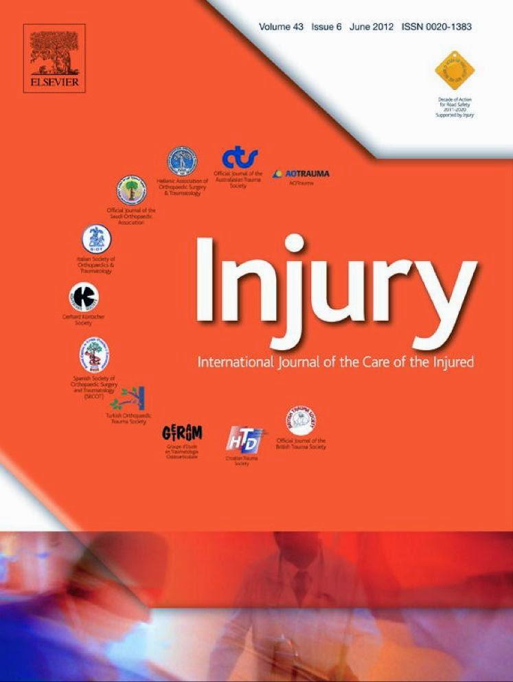 "A revista ""Injury"""