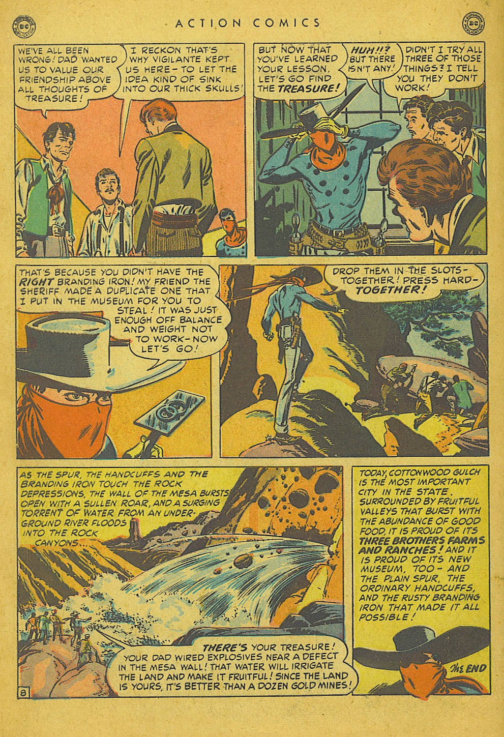 Action Comics (1938) 136 Page 40