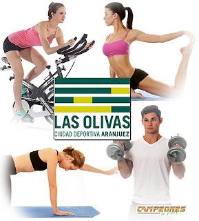 Polideportivo Las Olivas Aranjuez