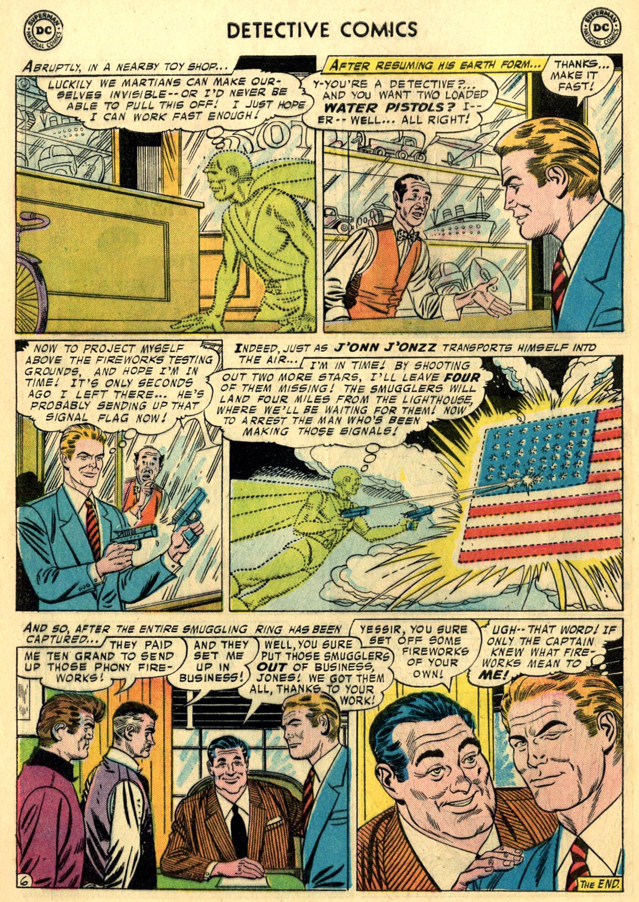 Read online Detective Comics (1937) comic -  Issue #247 - 32