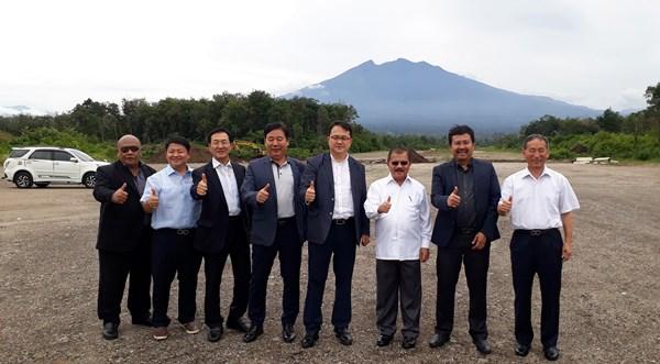 Akan Bangun PLTS, Ali Mukhni Teken MoU dengan Investor Korea
