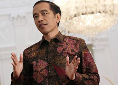 Jokowi: Jakarta Hanya Hangat, Tidak Panas