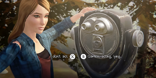 Life is Strange: Before The Storm: Part 1 - Awake: PS4 Review