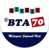 LOKER TENTOR BIMBEL BTA 70 PALEMBANG FEBRUARI 2020