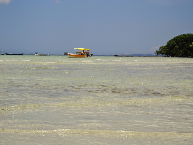 praia das neves ilha de maré