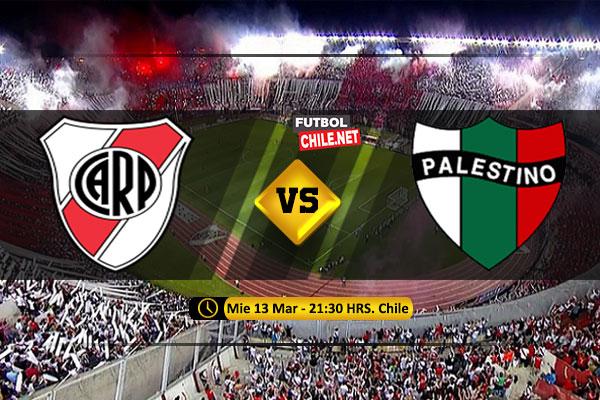PREVIA: River Plate vs Palestino