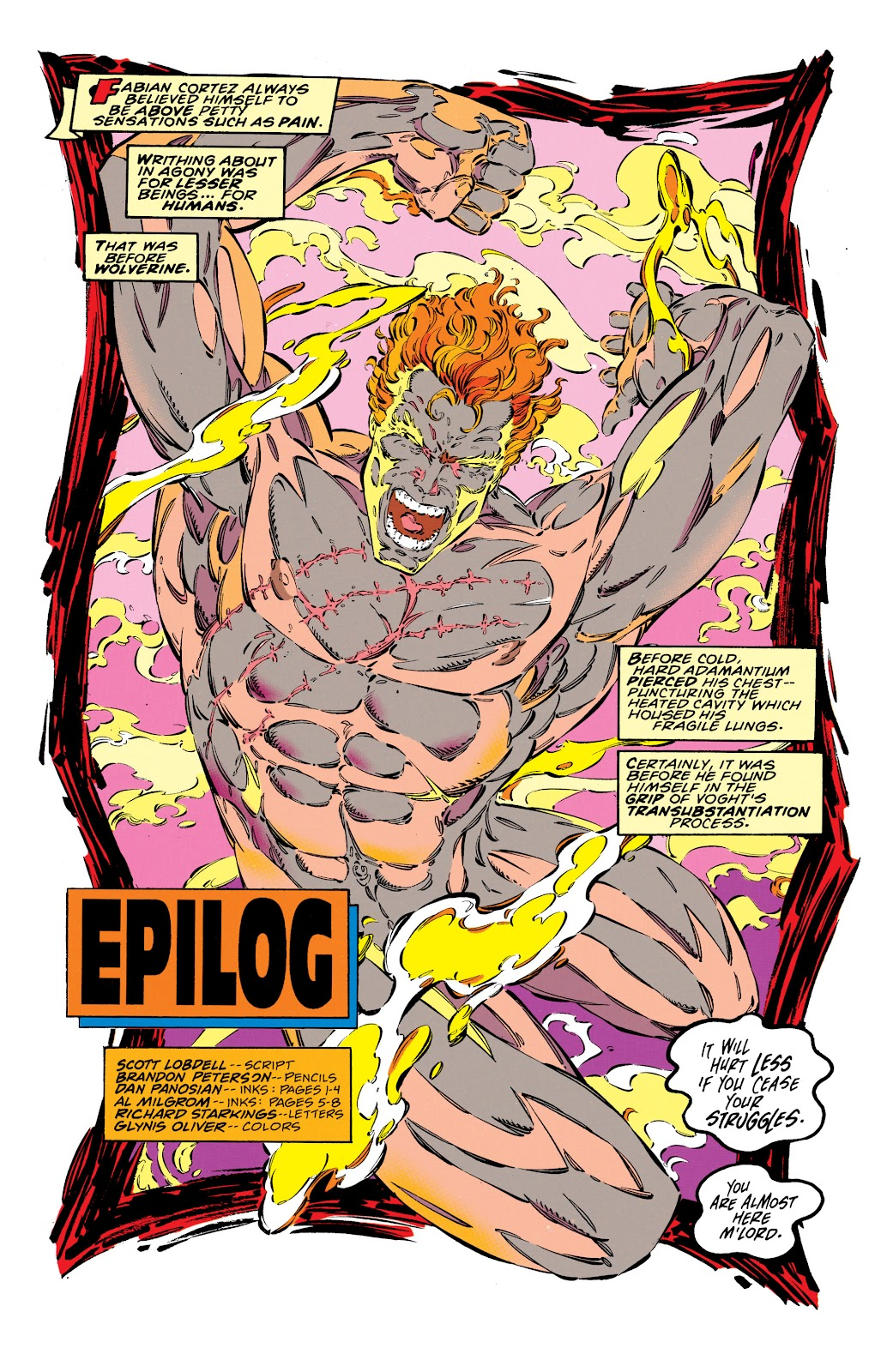 Uncanny X-Men (1963) issue 300 - Page 45