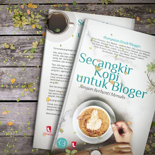 secangkir kopi untuk blogger