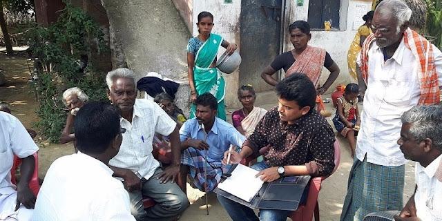 இயற்கை பேரிடர்களை எதிர்கொள்ள சென்னையில் உருவான நிறுவனம் 'Rapid Response'