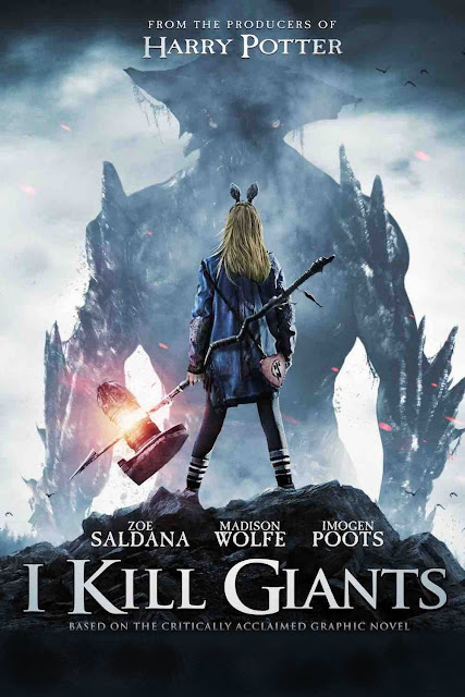 I Kill Giants (2017) WEB-DL 1080p Subtitle Indonesia