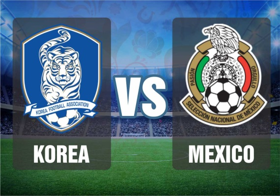 South Korea vs Mexico 2018 World Cup Preview