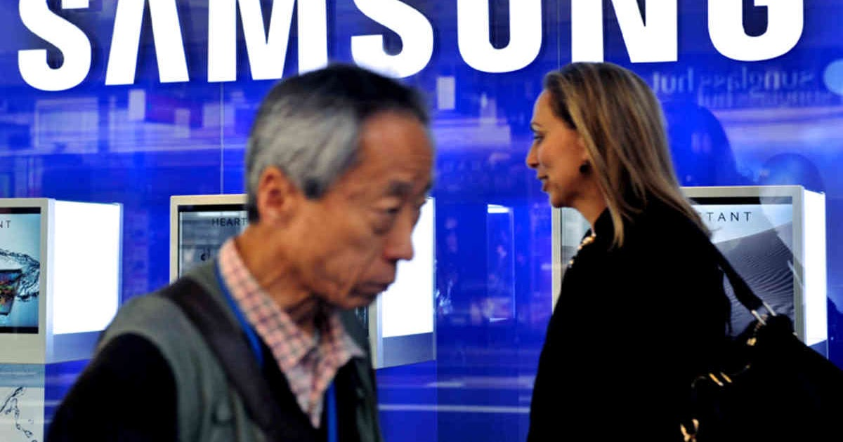 Restructuring Talks to SPLIT SAMSUNG into TWO FIRMS