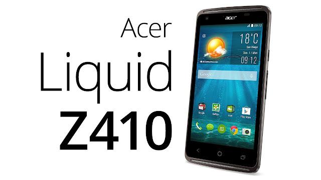 Flashear, revivir Acer Liquid Z410 paso a paso