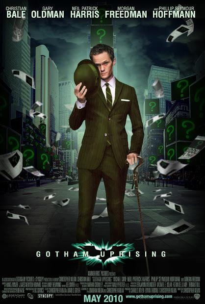 Batman Movie Riddler