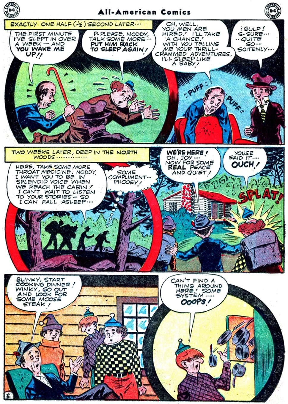 Read online All-American Comics (1939) comic -  Issue #78 - 19