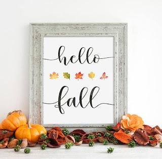 Fall Etsy Favorites, My Favorite Musings